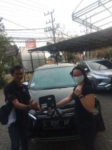 foto Penyerahan/Delivery Unit Mitsubishi Xpander Ultimate Ke Customer Malang