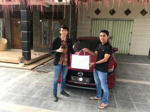 foto Terimakasih sudah mempercayakan kepada Aldy - Bpk Afandy Surabaya